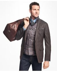Brooks Brothers - Regent Fit Hopsack Sport Coat - Lyst