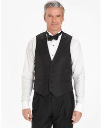 Brooks Brothers - Silk Barathea Full-back Vest - Lyst
