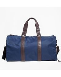 Brooks Brothers - Nylon Duffel Bag - Lyst