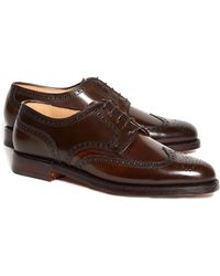 Brooks Brothers - Peal & Co.® Cordovan Brogue - Lyst