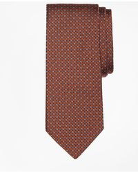 Brooks Brothers - Solid-non-solid Square Tie - Lyst
