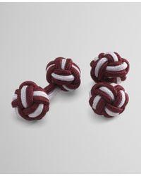 Brooks Brothers - Knot Cuff Links - Lyst