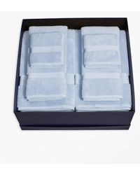 Brooks Brothers - Terry Bath Towel Gift Set - Lyst