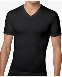 Brooks Brothers - Spanx® Cotton Compression V-neck - Lyst