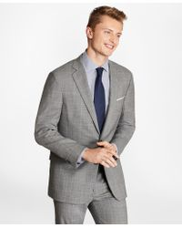 Brooks Brothers - Regent Fit Brookscool Plaid Suit - Lyst