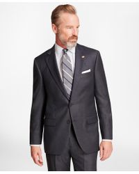 Brooks Brothers - Madison Fit Mini-tattersall 1818 Suit - Lyst