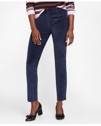 Brooks Brothers - Stretch Cotton Corduroy Jeans - Lyst