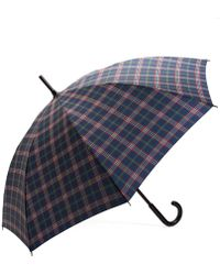 Brooks Brothers | Signature Tartan Stick Umbrella | Lyst