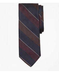 Brooks Brothers - Sidewheeler Stripe Tie - Lyst