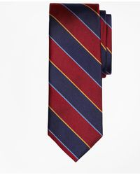 Brooks Brothers - Argyle And Sutherland Rep Tie - Lyst