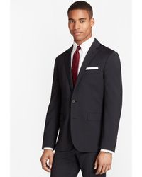 Brooks Brothers - Wool Twill Suit Jacket - Lyst