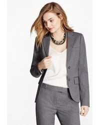 Brooks Brothers - Pinstripe Stretch Wool Two-button Jacket - Lyst