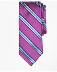 Brooks Brothers - Double-framed Stripe Tie - Lyst