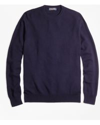 Brooks Brothers | Cashmere Crewneck Sweater-basic Colors | Lyst