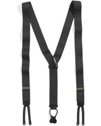 Brooks Brothers | Extra-long Formal Suspenders | Lyst