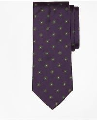 Brooks Brothers - Classic Floral Neat Tie - Lyst