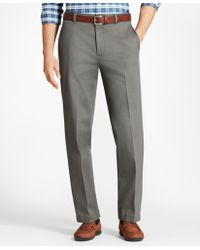 Brooks Brothers - Hudson Fit Lightweight Stretch Advantage Chinos® - Lyst