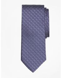 Brooks Brothers - Alternating Open Circle Tie - Lyst