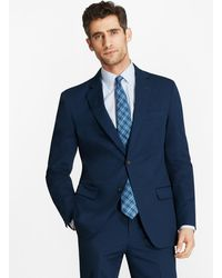 Brooks Brothers - Madison Fit Cotton Stretch Suit - Lyst