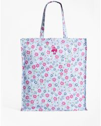 Brooks Brothers - Floral-print Nylon Tote Bag - Lyst