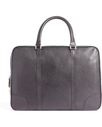 Brooks Brothers - Buffalo Soft Briefcase - Lyst