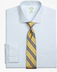Brooks Brothers - Non-iron Milano Fit Mini Pinstripe Dress Shirt - Lyst
