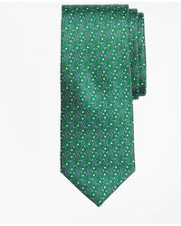 Brooks Brothers - Golf Motif Print Tie - Lyst