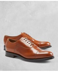 Brooks Brothers - Golden Fleece® Captoes - Lyst