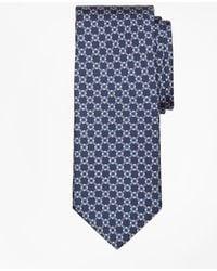 Brooks Brothers - Diamond Link Print Tie - Lyst