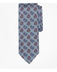 Brooks Brothers - Pine And Dot Tie - Lyst