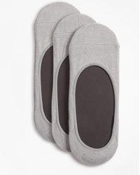 7dc5ba6dc4e Lyst - Saks Fifth Avenue Star Loafer Socks in Gray for Men