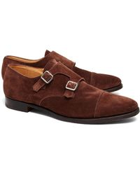 Brooks Brothers - Peal & Co.® Double Monk Straps - Lyst