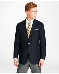 Brooks Brothers - Milano Fit Doeskin Stretch Wool Blazer - Lyst