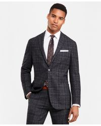 Brooks Brothers - Windowpane Two-button Suit - Lyst
