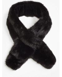 Brooks Brothers - Mink Fur Ascot - Lyst