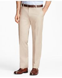 Brooks Brothers - Milano Fit Lightweight Stretch Advantage Chinos® - Lyst