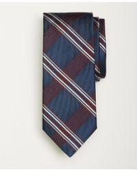 Brooks Brothers - Plaid Stripe Tie - Lyst