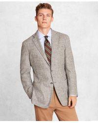 Brooks Brothers - Golden Fleece® Brookscloudtm Alpaca-blend Twill Sport Coat - Lyst