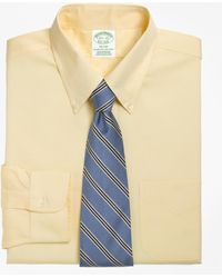 Brooks Brothers - Madison Fit Button-down Collar Dress Shirt - Lyst