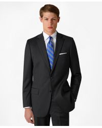 Brooks Brothers - Fitzgerald Fit Two-button 1818 Suit - Lyst