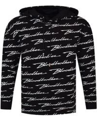 Blood Brother - Black Counter Hoodie - Lyst