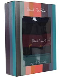 Paul Smith - Paul Smith Multi 3 Pack Boxers - Lyst