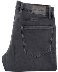 Michael Kors - Slate Grey Kent Skinny Fit Jeans - Lyst