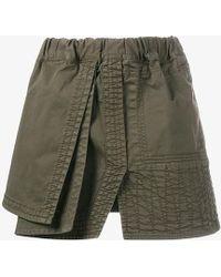 N°21 - Overlay Skirt - Lyst