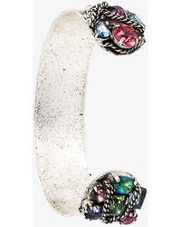 DANNIJO | Swarovski Crystal Adana Bracelet | Lyst