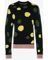 Liam Hodges - Dotted Blobby Sweater - Lyst