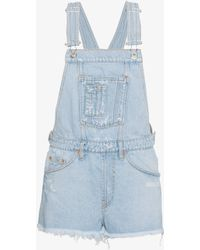 Off-White c/o Virgil Abloh - Front Pocket Dungarees - Lyst