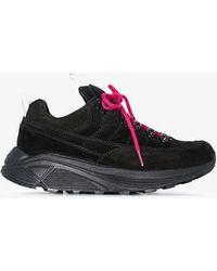 Diemme - Black Monte Grappa Low-top Leather Sneakers - Lyst