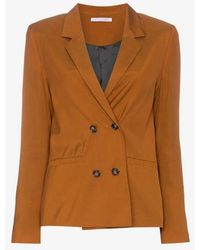 Lot78 - Double-breasted Blazer - Lyst