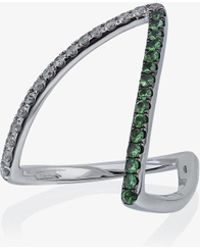 Yvonne Léon - Viviane Diamond Ring - Lyst